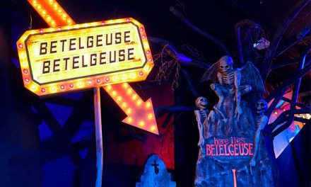 Universal Orlando Resort reveals final two themed rooms in Halloween Horror Nights Tribute Store, including Beetlejuice