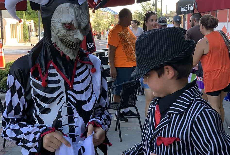 Saint Cloud Halloween 2020 St. Cloud makes changes to downtown Halloween event, but tricks