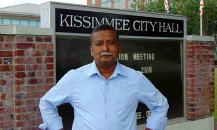 Know Your Candidates: Meet M. Hannan Khan, candidate for City of Kissimmee Commission Seat One
