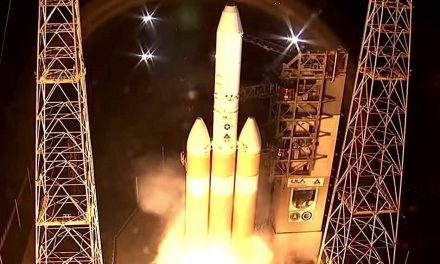 """United Launch Alliance Delta IV Heavy Rocket's """"Hot Fire Abort"""" halts launch with 3 seconds on countdown"""