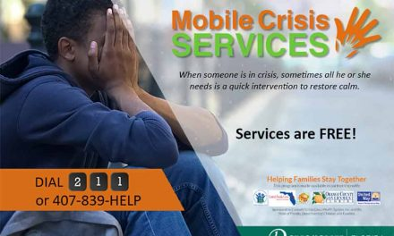Free mobile crisis services available in Osceola, Orange, and Seminole Counties