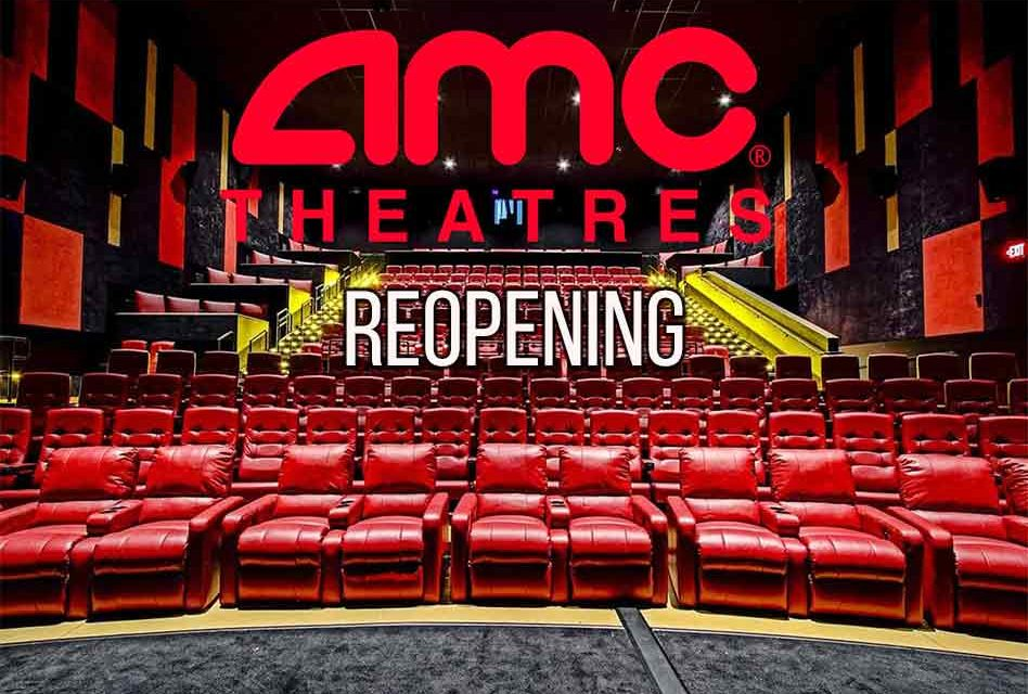 Amc Theatres To Reopen August 20 With 15 Cent Movie Tickets