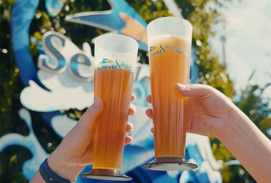 SeaWorld and Aquatica now open 7 Days a week, Craft Beer Festival expands