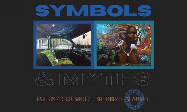 """Symbols and Myths"" exhibition currently open in Osceola Arts Community Gallery in Kissimmee"
