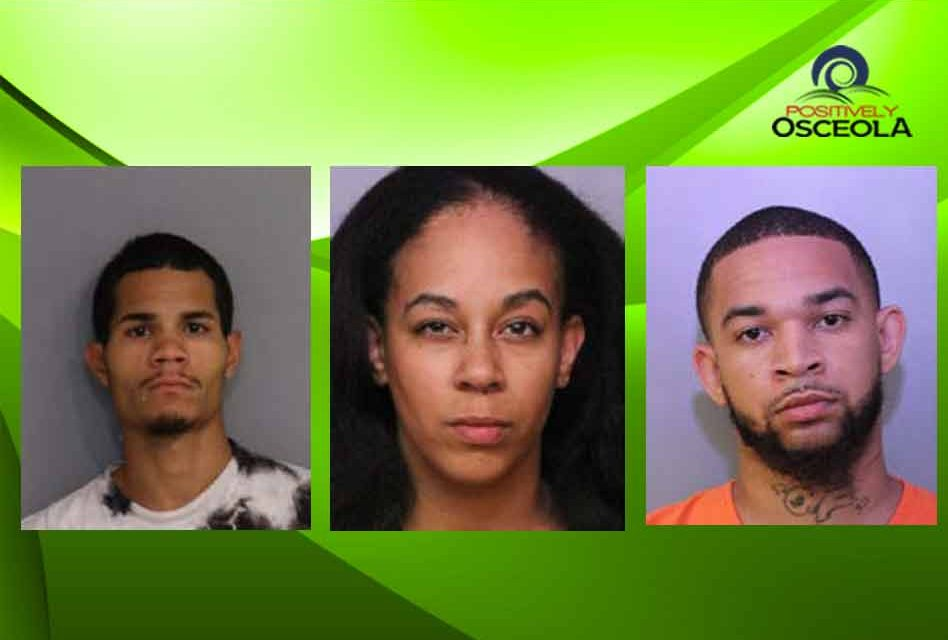 Three charged in Kissimmee 7 Eleven shooting