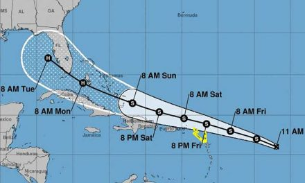 Tropical Depression 13 expected to grow to hurricane strength, Florida in the cone