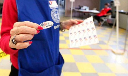 How to stay safe and avoid long lines on Tuesday's Election Day in Osceola