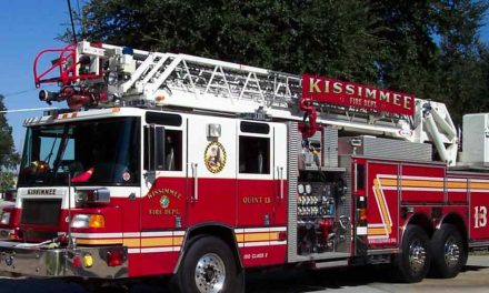 """Kissimmee Fire Department to participate in """"Light the Night"""" event to honor fallen firefighters"""