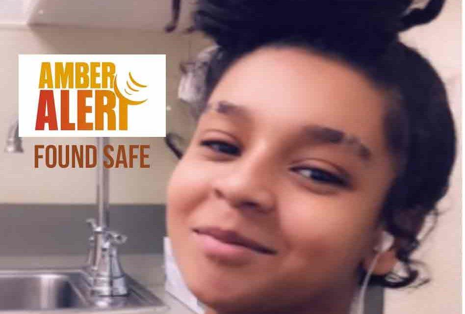 Missing 11-year-old girl found safe – amber alert canceled