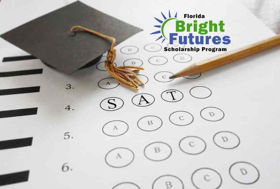 Gov. DeSantis extends SAT and ACT Bright Futures Scholarship deadline