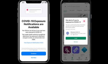 Apple and Google work together to send you notifications if you've been exposed to COVID-19