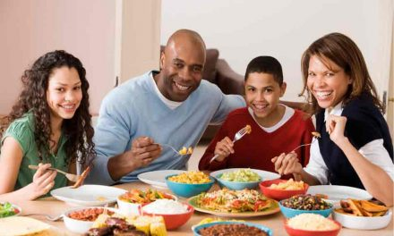 Making family mealtimes fun, and positively delicious