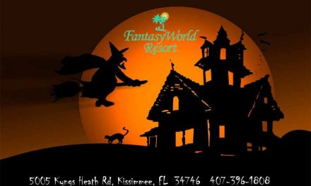 Get your Fright on in Kissimmee at Fantasy World Resort's Halloween Horrors 2020