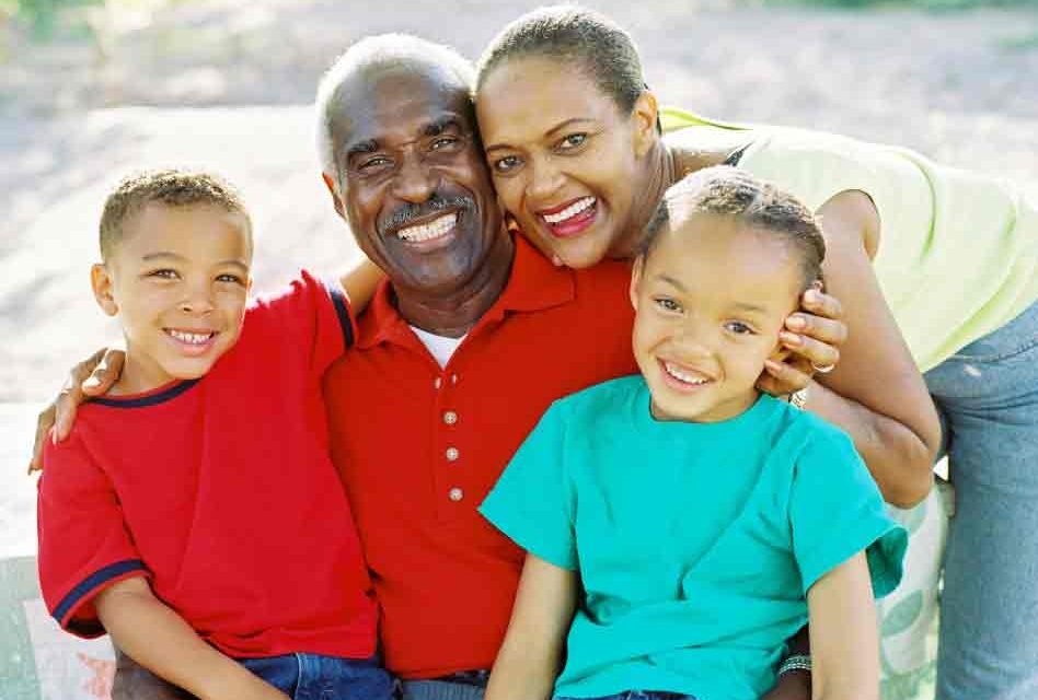 It's September 13th, and that means it's National Grandparents Day