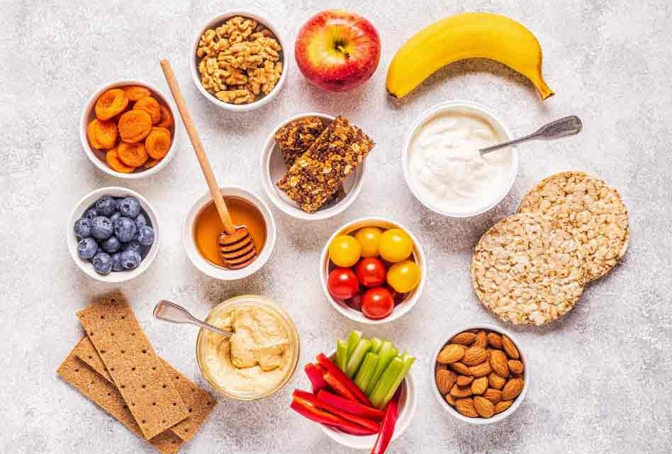 Looking to eat healthier? Here's our tip of the day… pre-portion your snacks!
