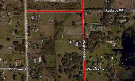 Osceola County Road Resurfacing Notice: Hickory Tree area in St. Cloud