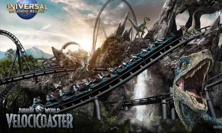 Universal Orlando Resort reveals New Jurassic World VelociCoaster, opening summer 2021