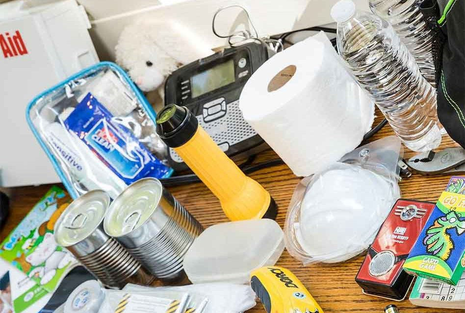 National Preparedness Month Week #2: Time to build a disaster kit!