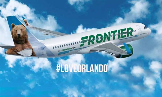 Frontier Airlines will fly you to Orlando for free if your name is, Orlando