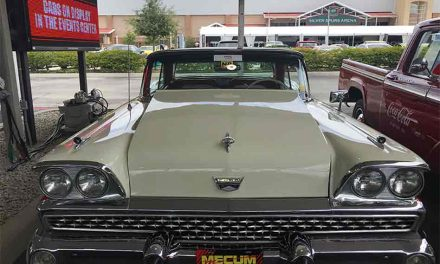 Live Mecum Auction at Osceola Heritage Park Brings in $18.6 Million in Sales