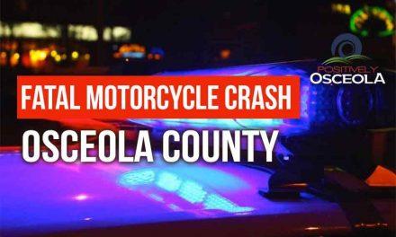 Motorcyclist killed in early Wednesday morning Osceola County crash