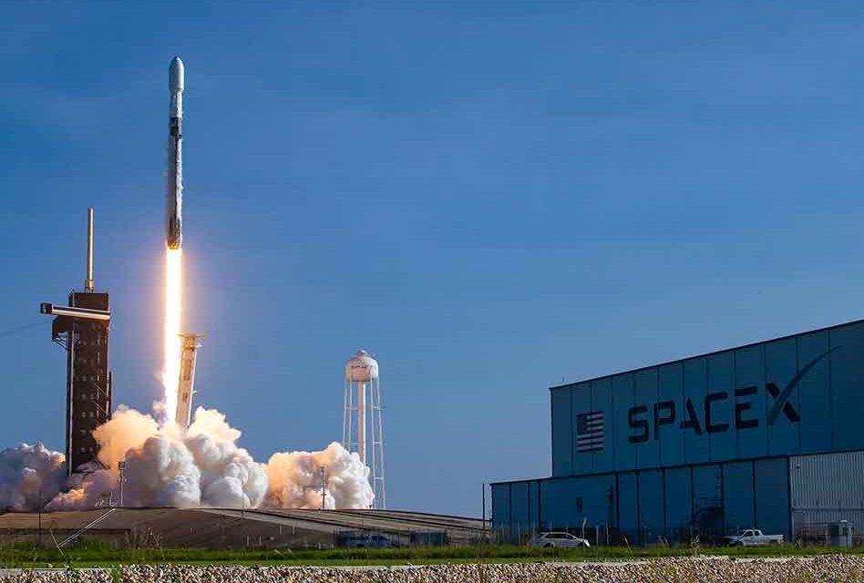 SpaceX postpones 13th Starlink launch until further notice