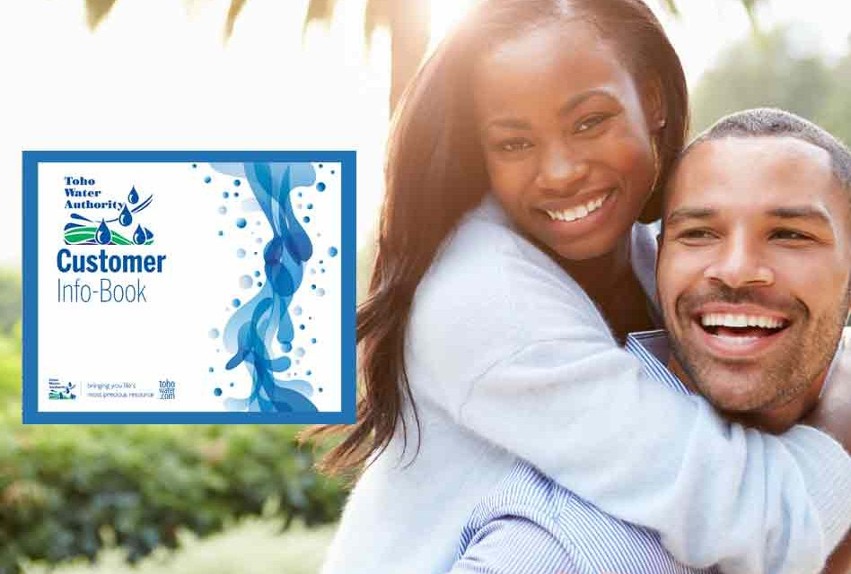 Toho Water Authority releases free customer info booklet on Good Neighbor Day!