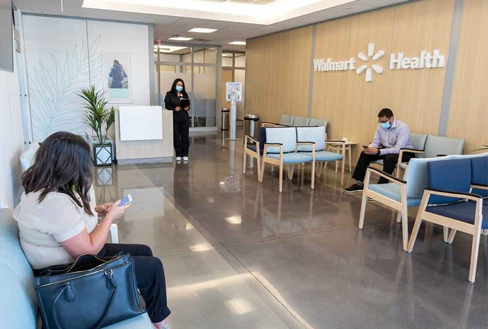 Walmart to open health care clinics in Kissimmee and throughout Florida
