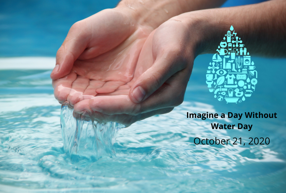 """Toho Water joins 6th annual """"Imagine a Day Without Water"""" to raise awareness about the value of water"""