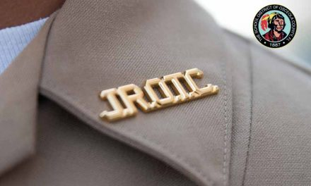 St. Cloud, Harmony, and Liberty High Schools Army JROTC Programs Named Honor Units With Distinction