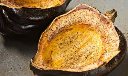 Acorn Squash… they're positively delicious!