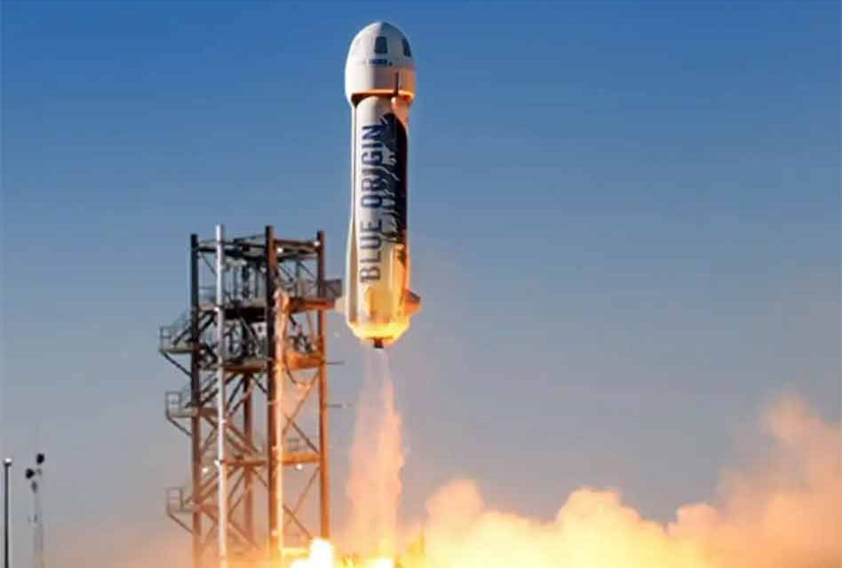 Blue Origin to launch a New Shepard rocket test flight Tuesday