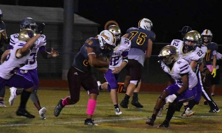 St. Cloud Bulldogs dominate Winter Springs in the air and on the ground