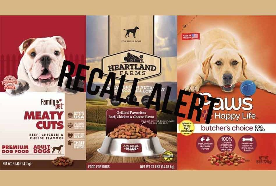 Sunshine Mills Expands Dog Food Recall Over Poisonous Mold By-Product