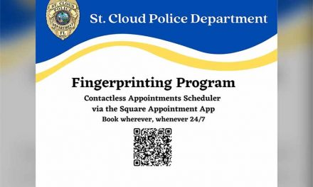 St. Cloud Police Department to offer fingerprinting at substation on Wednesdays