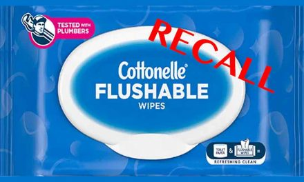 Some Cottonelle flushable wipes recalled for possible bacterial contamination