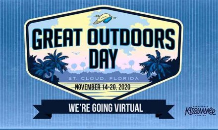 City of St. Cloud's Great Outdoors event 2020 goes virtual beginning Saturday!