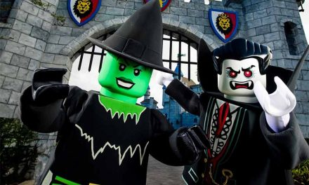 Get your tricks, bricks and plenty of treats at Legoland Florida!