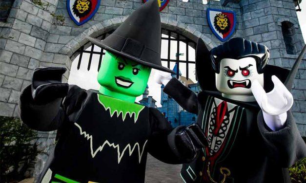 Get your tricks, bricks and plenty of treats at Legoland Florida!
