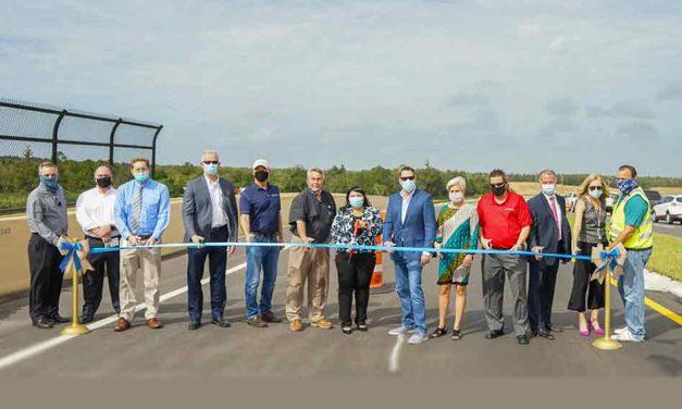 Osceola County opens new 3-mile stretch of Hoagland Boulevard