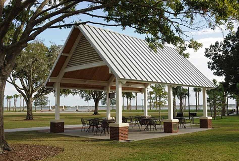 Kissimmee Parks & Recreation Picnic Pavilions available for online reservations beginning Tuesday October 6