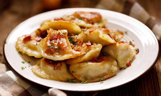 It's October 8th, and that means it's National Pierogi Day!