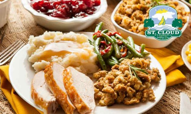City of St. Cloud looking for donations for its annual Community Thanksgiving