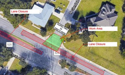 Toho Water announces lane closure on Neptune Rd. starting October 20 for sewer project