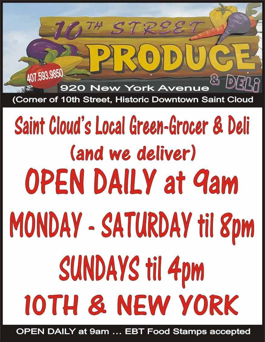 10th Street Produce & Deli