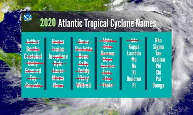 Record-breaking 2020 Atlantic hurricane season draws to an end