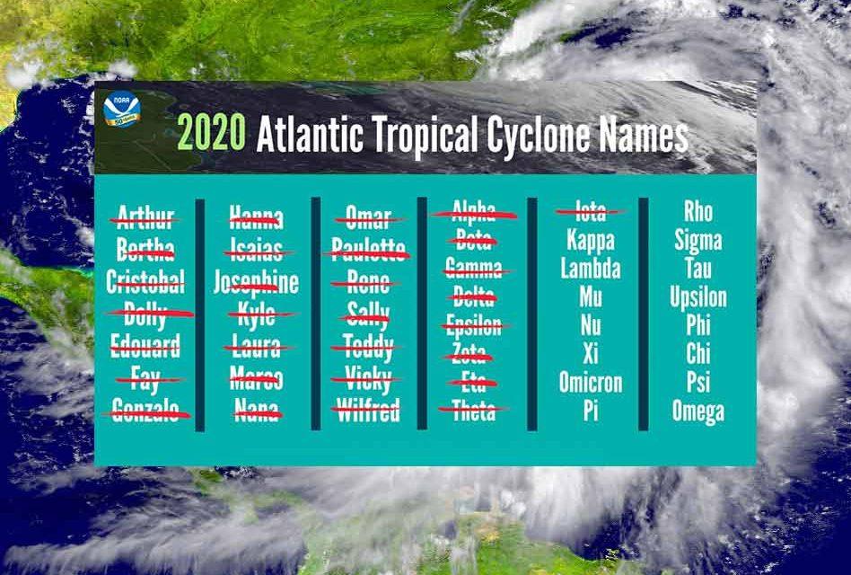 Record-breaking 2020 Atlantic hurricane season draws to an end