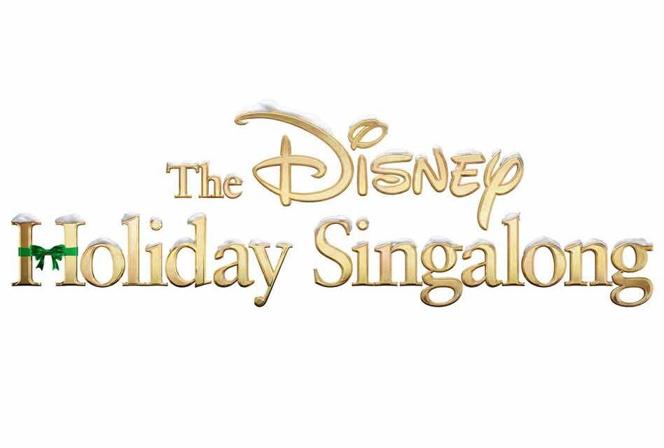Disney's Holiday Singalong to feature star-studded lineup of performers tonight at 8pm on ABC