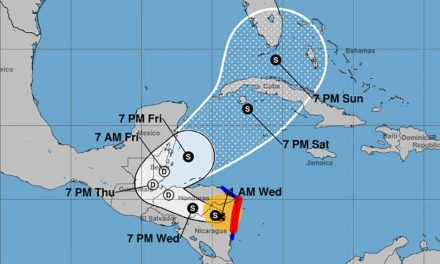Hurricane Eta could make its way to Florida this weekend as a tropical storm