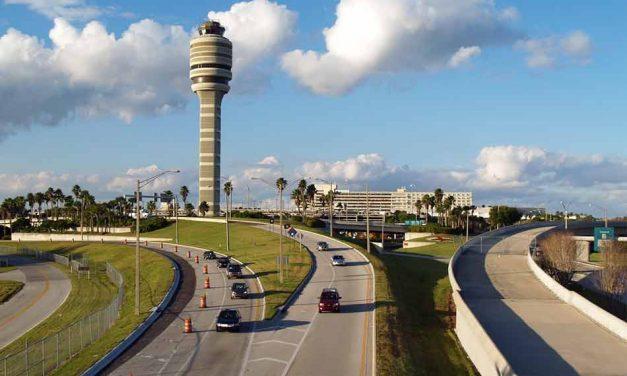 Orlando International Airport slowly rebounding from COVID-19 pandemic impact